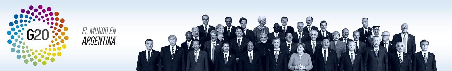 G-20: El mundo en Argentina