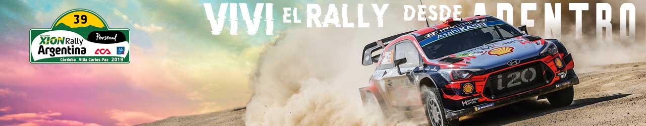 Rally Mundial 2019