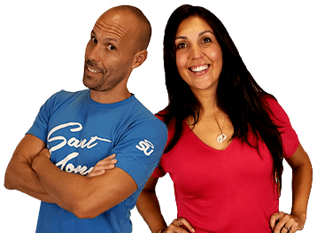 Matías Barzola y Vane Ludueña