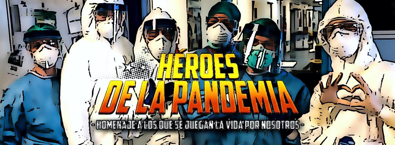 Héroes de la pandemia