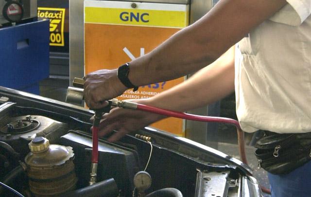 Se prevé un nuevo aumento en las estaciones de GNC.