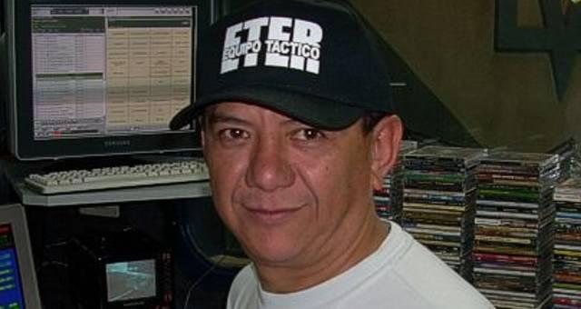 """El Mejor Operador de Radio; """"Lito Quinteros"""""""