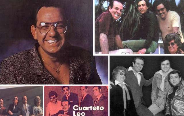 Eduardo Gelfo y el Cuarteto Leo