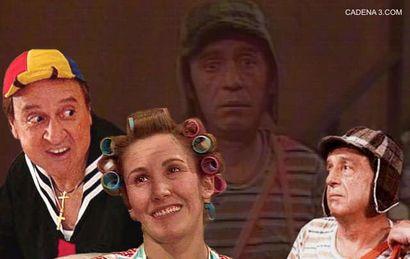 """La serie """"El Chavo"""", se repitió por años en el país."""