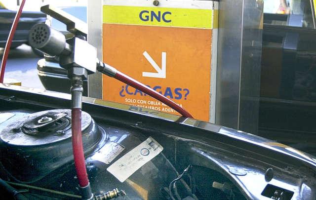 El precio del GNC no se detiene.