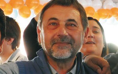 Carlos Caserio, senador nacional por el PJ.