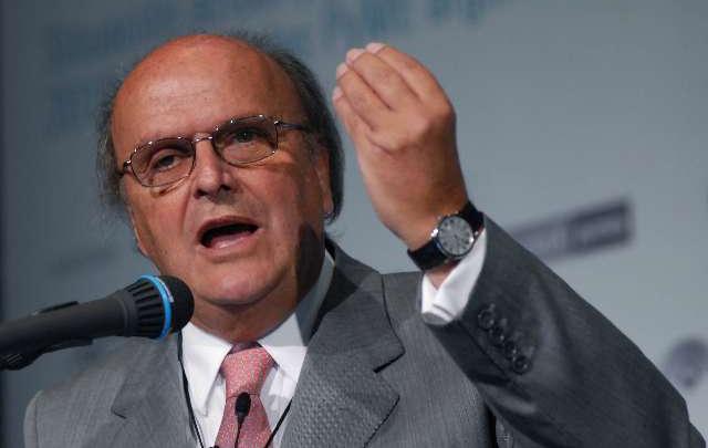 Ignacio de Mendiguren, ex titular de la Unión Industrial Argentina.