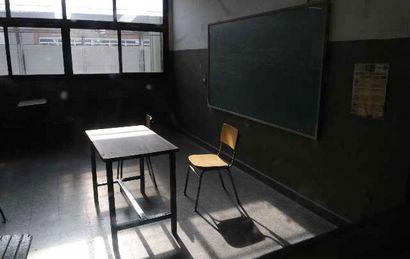 El docente está apartado de su cargo (Foto: Archivo)