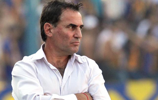 Madelón debutó con un empate como técnico de Belgrano.