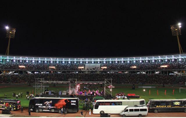 Estadio Mario Alberto Kempes [Fotos]