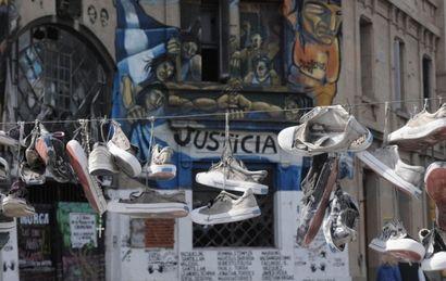 En la tragedia de Cromañón fallecieron 194 personas.
