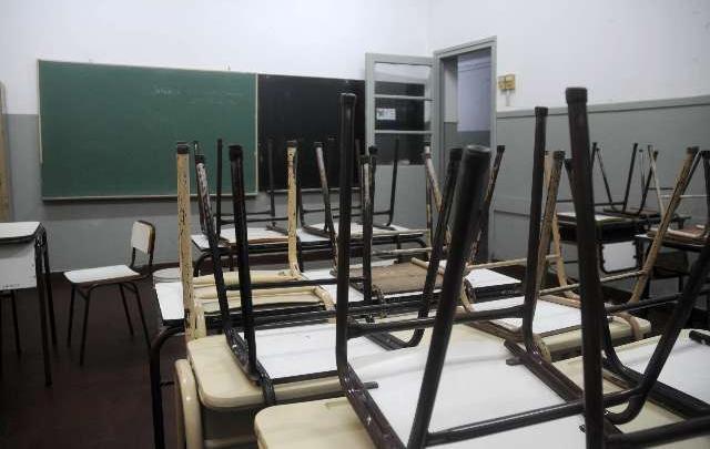 La asistencia a clases se verá resentida por el paro.(Foto: Archivo)