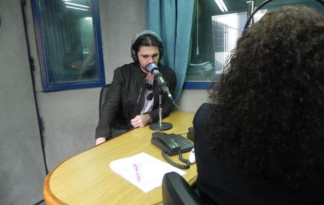 Juanes en la 100.5