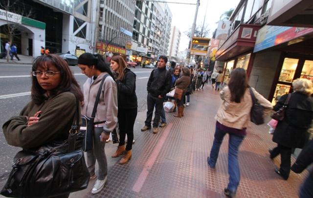 Los usuarios del transporte urbano de Córdoba, otra vez rehenes.