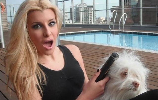 Charlotte está soltera y se comunica a través de las redes. (Foto:Archivo)