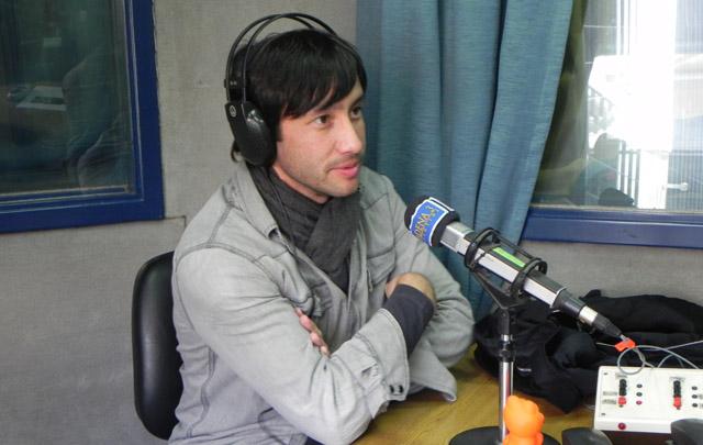 Luciano Pereyra en el Anímate
