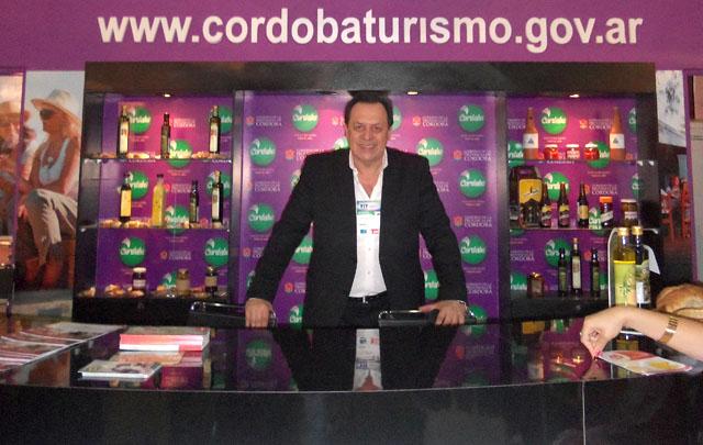 Gustavo Santos dijo que este es un reconocimiento a lo trabajado en Córdoba.