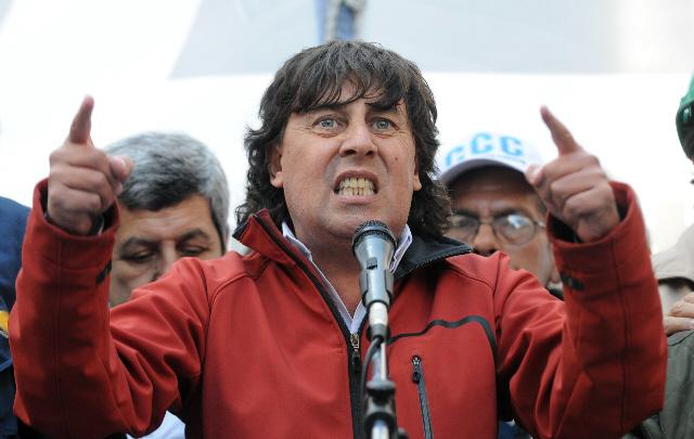 La CTA de Micheli acompaña la protesta de ATE (Foto: Archivo)