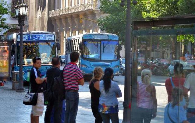 El transporte urbano es normal este miércoles en Córdoba.