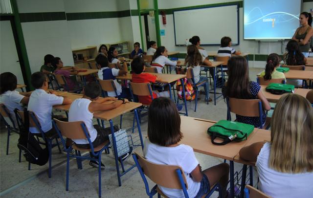 El aula, caja de resonancia de los problemas familiares de los chicos (Foto: Archivo)