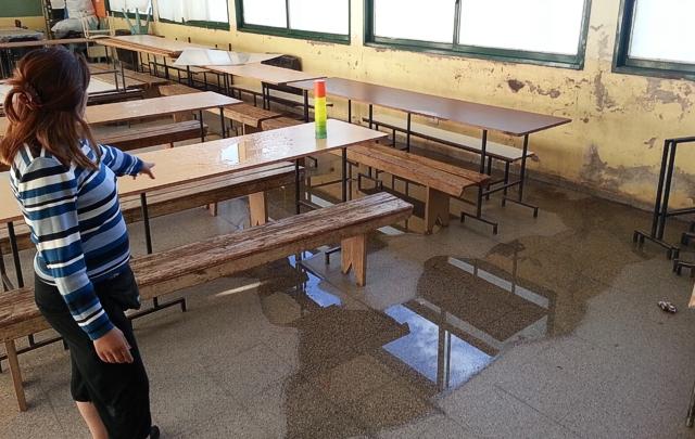 Los alumnos toman los colegios en reclamo de mejoras edilícias.