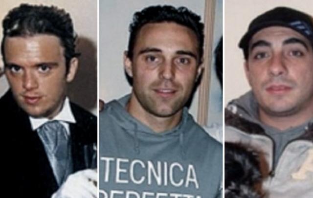 Forza, Ferrón y Bina fueron asesinados en 2008 en General Rodríguez.