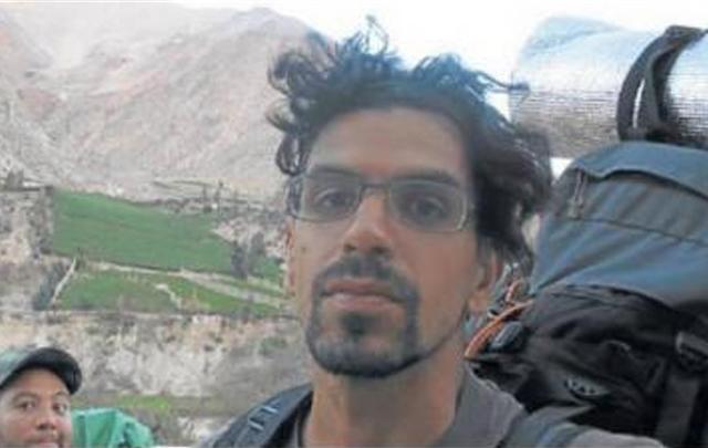 Roldán desapareció el 6 de enero de 2013 en el Valle de Elqui.