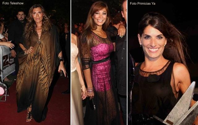 Flor de la V, Ximena Capristo y Romina Propato, las mejores de la noche | Foto: Cadena3