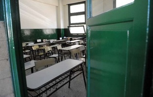 El paro docente continúa en Catamarca (Foto de archivo)