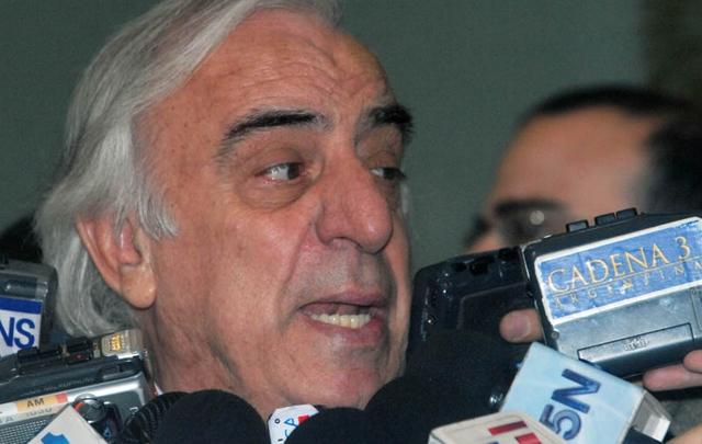 Fernández dijo que estaba el dinero de lo pautado en paritarias (Foto: Archivo)