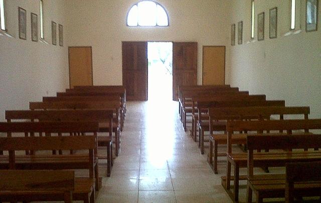 FOTO: Confortables instalaciones del geriátrico Juan Julián Puente.
