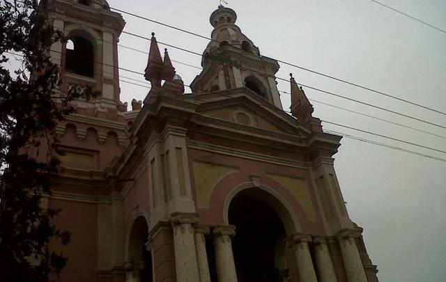 FOTO: El Castillo luce en estado de abandono.