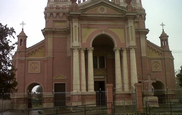 FOTO: La parroquia San Francisco Solano, conocida como la Catedral del Norte.