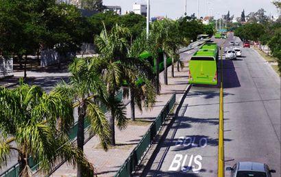 Valoran los resultados del Solo Bus.
