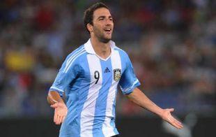 Higuaín es baja para la gira de la Selección en Estados Unidos.