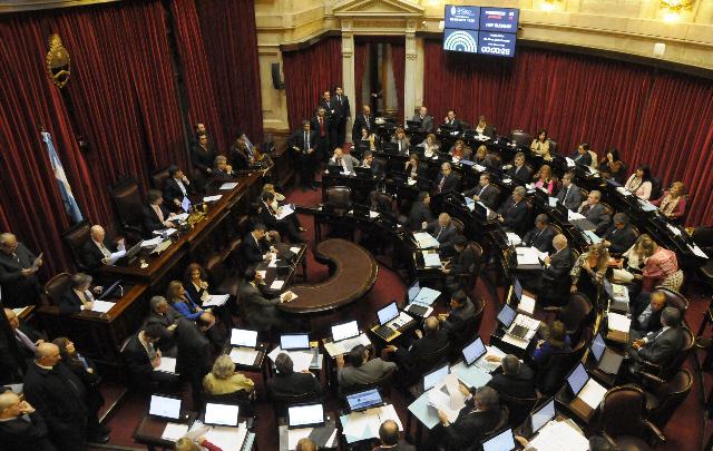 La Cámara de Senadores deberá decidir sobre el desafuero de Cristina Kirchner.