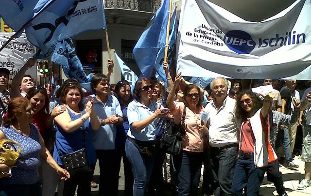 El titular de la Uepc, Juan Monserrat.