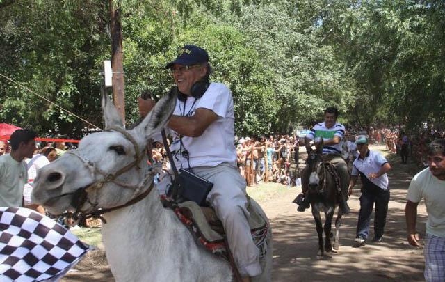 Todo listo en Mina Clavero para el Rally Mundial de Burros.