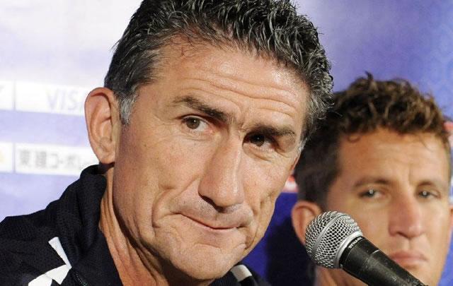 Bauza anunció que dejará de ser el DT de San Lorenzo.