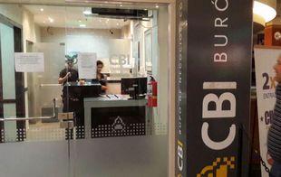 La financiera CBI poseía oficinas en el Dino de Rodríguez del Busto.
