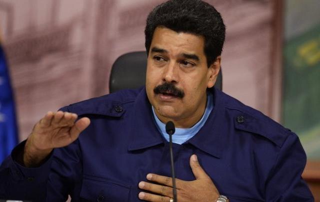 Nicolás Maduro, al frente de una máxima tensión en su país.