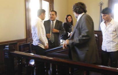 Los dos acusados por la muerte de Mariana (Foto: Archivo)