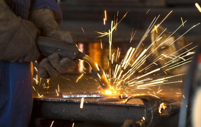 Los metalúrgicos a un paso del paro.