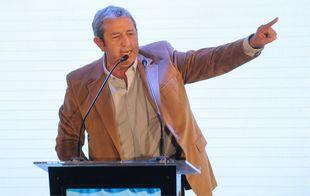Julio Cobos dijo que la reunión de transición era una oportunidad importante.