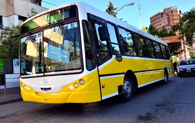 El chofer manejaba un colectivo de Autobuses Santa Fe (Foto ilustrativa)