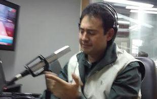 Monti un cantante consagrado en Juntos.