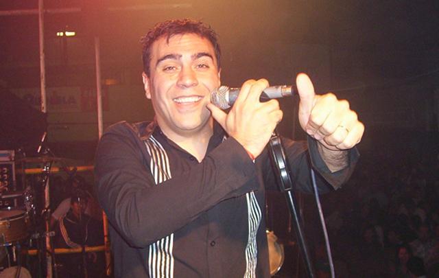 """Cristian """"El loco"""" Amato se despide este fin de semana de los escenarios."""