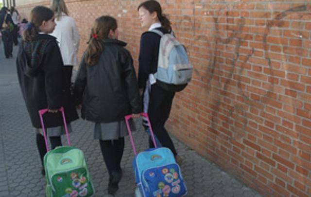 Cada vez hay más chicos que se matriculan en escuelas privadas (Foto ilustrativa)