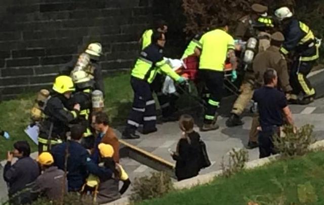 FOTO: Aseguran que entre los heridos hay un argentino (@vcastilloponce).
