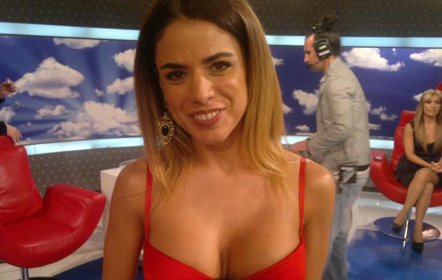 Jorge Rial elogió la belleza de la periodista.